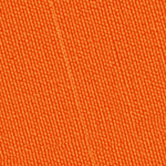 Image: A plain bright orange image with a slight texture
