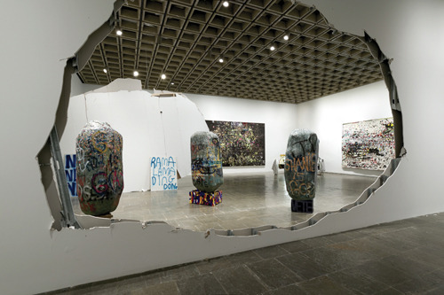 Special Features: Course of Empire — The Biennial's American Night