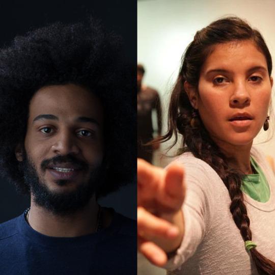 Conversations |Ahmed Moneka andMartita Abril at Toronto Arts