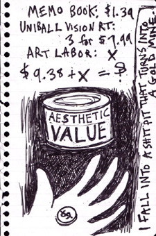 The Business of Art: Living in a State of Permanent Recession?