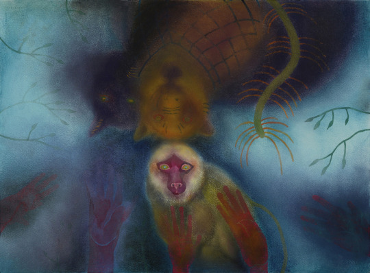Introducing | Jan Harrison Receives Inaugural Recharge Foundation Fellowship for New Surrealist Art