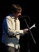 Meet a NYFA Artist: Anselm Berrigan