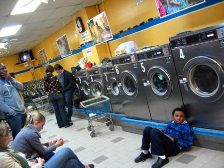 Spotlight: The Laundromat Project
