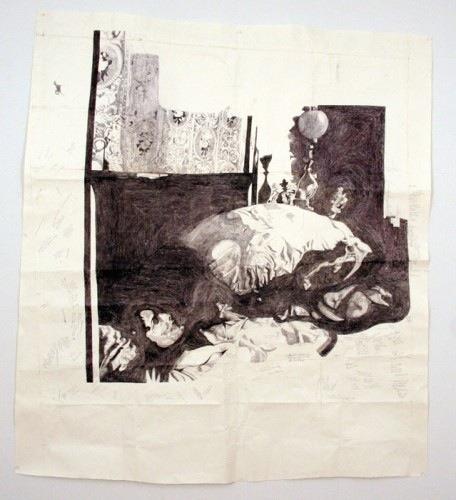 Meet a NYFA Artist: Dawn Clements
