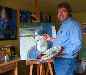 Meet a NYFA Artist: Ed Marion