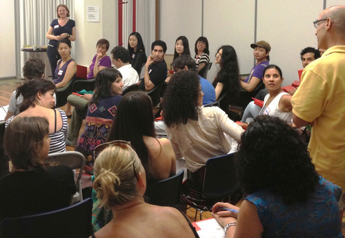 Call for Applications: 2014 NYFA Mentoring Program for Immigrant Artists