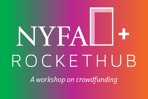 Introduction to Crowdfunding with RocketHub and NYFA