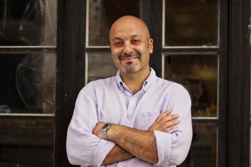 Meet a NYFA Artist: Boris Fishman