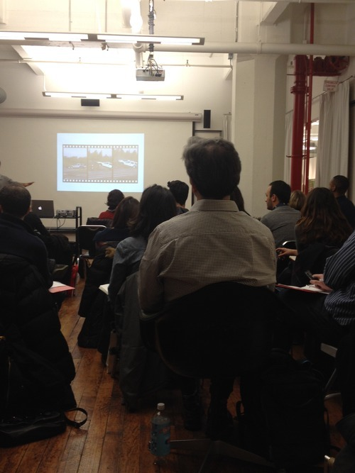 NYFA Presentation at Queens Council on the Arts: Arts Business Incubator (ABI) Program