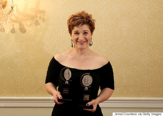 NYFA FELLOW LISA KRON WINS TWO TONY AWARDS