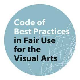 Presentation: College Art Association's Code of Best Practices in Fair Use for the Visual Arts on October 20