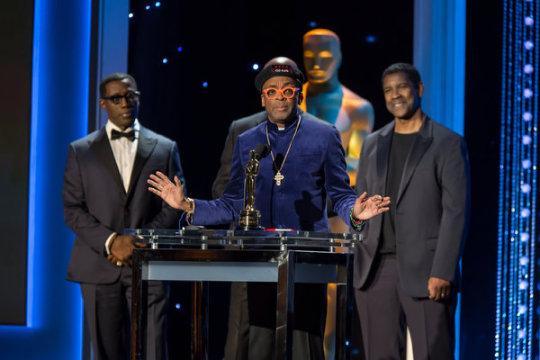NYFA congratulates Spike Lee