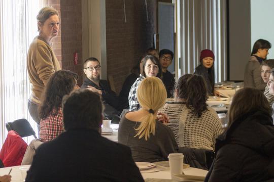 Arts Services Initiative of Western New York (ASI): Artist As Entrepreneur Boot Camp Program