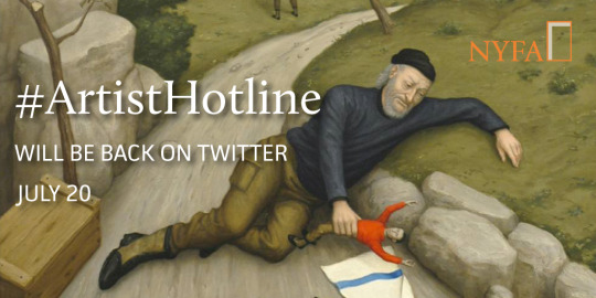 Save The Date: #ArtistHotline Returns July 20