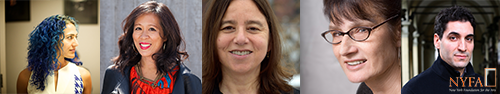 NYFA Presents: PEN America Reading with Abeer Hoque, Lisa Ko, Sarah Schulman, and Joan Silber