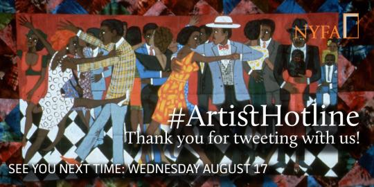 Save The Date: #ArtistHotline Returns August 17