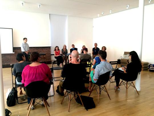 Information Sessions:Arts Business Incubator (ABI) Program