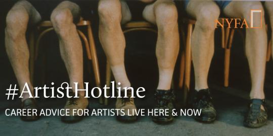 Live Now: #ArtistHotline Sep 21