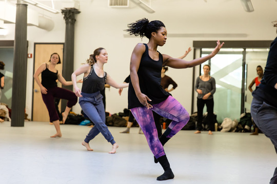 Cultural Identity & the Creative Process: Choreographers
