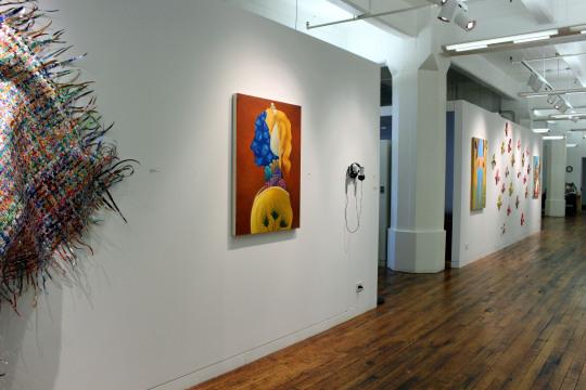 DUMBO's First Thursday Gallery Walk