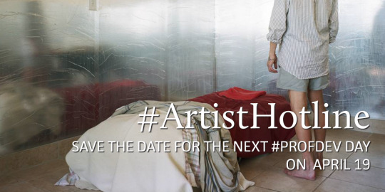 Save the Date: #ArtistHotline Returns to Twitter on April 19