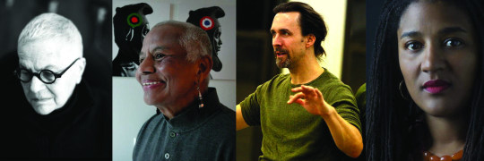 Ida Applebroog, Peggy Cooper Cafritz, Christopher d'Amboise, and Lynn Nottage to be Inducted into NYFA Hall of Fame