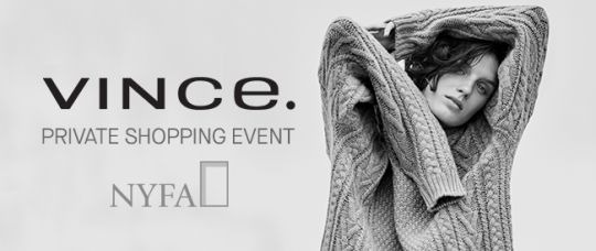 Event | Private Shopping at Vince