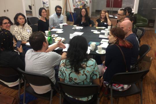 Apply Now | Immigrant Artist Mentoring Program: Newark