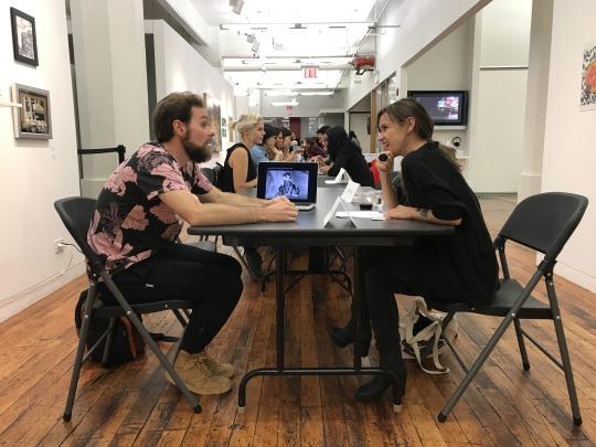 Apply Now | Immigrant Artist Mentoring Program: Social Practice