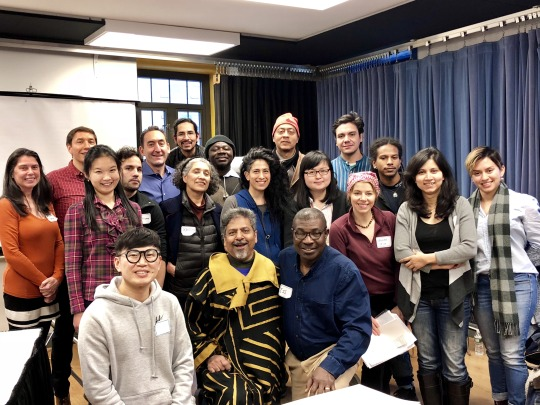 Announcing   Participants in the 2017 Immigrant Artist Mentoring Program: Newark