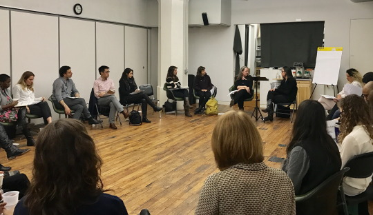 Apply Now | NYFA's Emerging Leaders Boot Camp: Professional Development for Arts Administrators