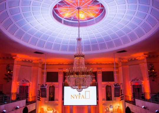 Event | 2018 NYFA Hall of Fame Benefit
