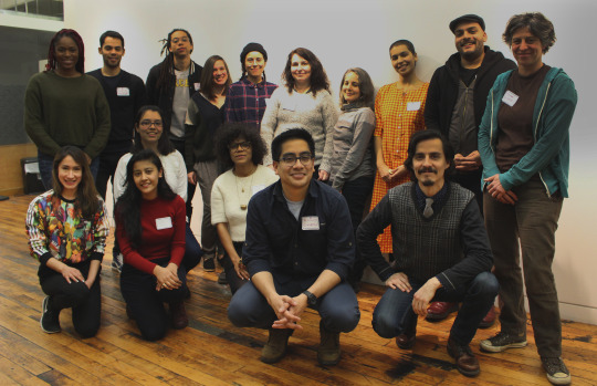 Announcing |Participants in the 2018 Immigrant Artist Mentoring Program: Social Practice