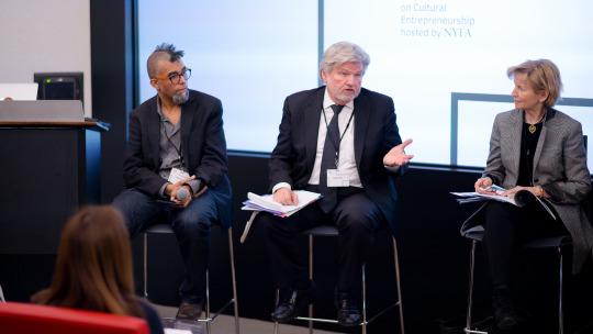NYFA and IBM Host Cultural Entrepreneurship Symposium