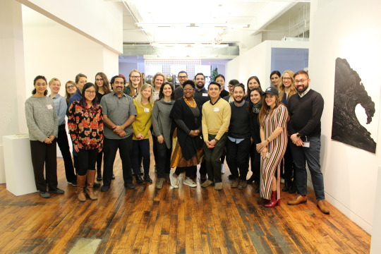 Announcing   2018 Emerging Leaders Boot Camp Participants