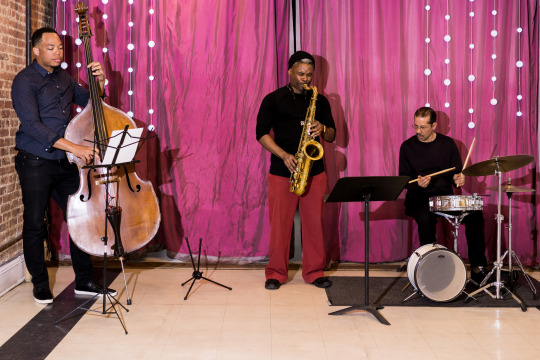 "Conversations |Andre Joseph's ""The Saxophonist"""