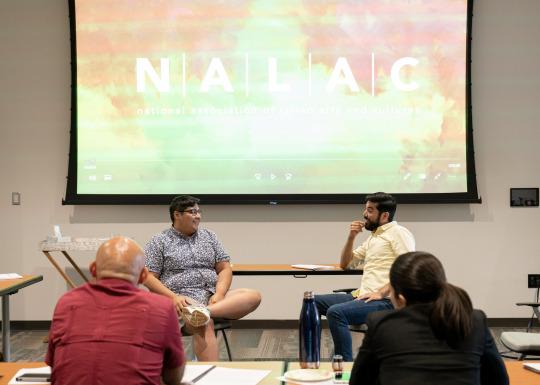 Conversations | Alicia Ehni atNALAC Leadership Institute