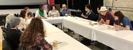 Apply Now | Immigrant Artist Mentoring Program: Detroit