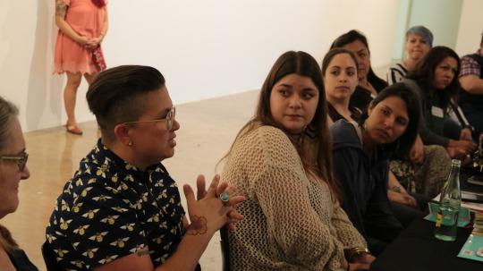 Apply Now   Immigrant Artist Mentoring Program: San Antonio