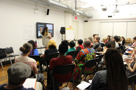 Event   The Profitable Artist Lecture Series: Fundraising Basics for Artists