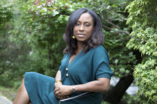 Introducing   New NYFA Board Member: Tiana Webb Evans