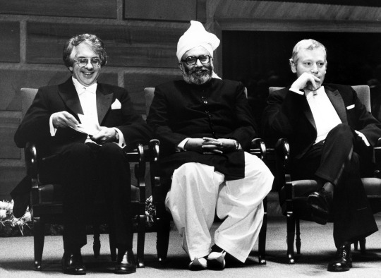Conversations   Salam: The First ****** Nobel Laureate