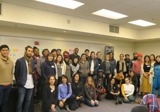 Announcing | 2019 Immigrant Artist Mentoring Program: Oakland Participants
