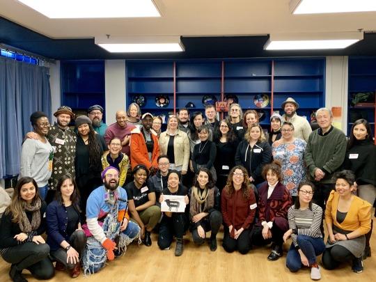 Announcing | 2019 Immigrant Artist Mentoring Program: Newark Participants