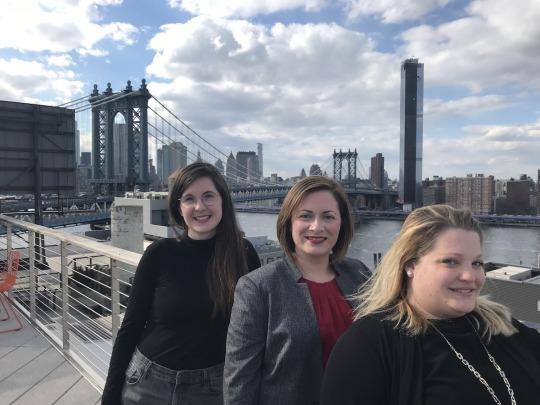Introducing | Meet NYFA's New Development Team