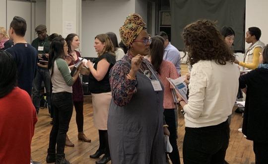 Event | NYFA Arts Administrator Meet Up in Saratoga Springs, NY