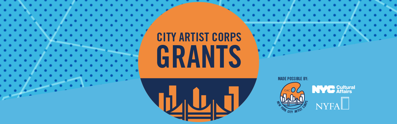 City Artist Corps Grants