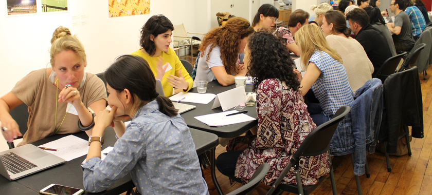 Apply Now   Immigrant Artist Mentoring Program for Visual and Multidisciplinary Arts 2021
